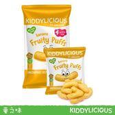 Kiddylicous 英國童之味 原裝進口-果味泡芙條 香蕉口味40g[衛立兒生活館]