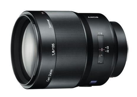 SONY 卡爾蔡司135mm T* F1.8 數位單眼相機鏡頭 SAL135F18Z
