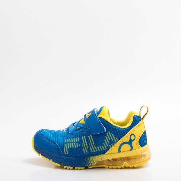 FILA  兒童慢跑鞋-綠/黃 2-J829S-399