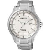 CITIZEN 星辰(AW1490-84A)光動能防水 鈦金屬 時尚 男錶