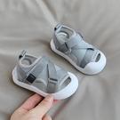 嬰兒包頭涼鞋學步鞋