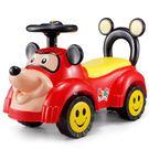 兒童扭扭車帶音樂滑行溜溜車寶寶四輪學步助車1-3歲童車玩具igo