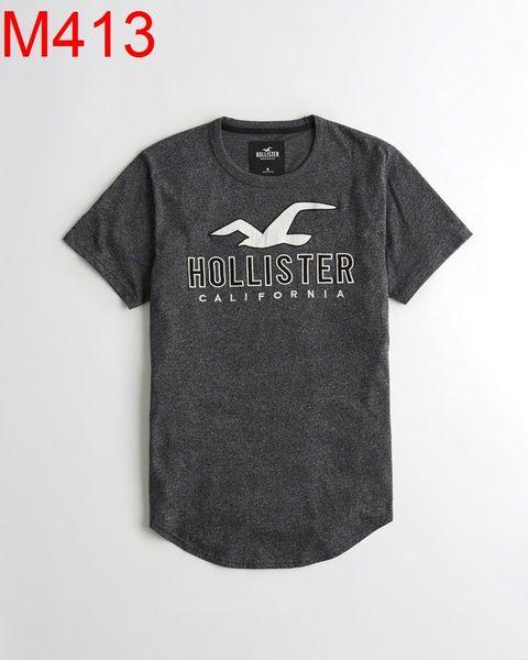 HCO Hollister Co. 男 當季最新現貨 短袖T恤 Hco M413