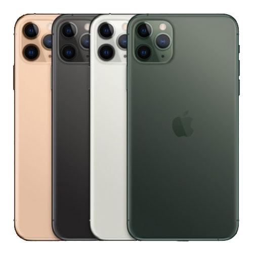 Apple iPhone 11 Pro Max 256GB (灰/銀/金/綠)【預購】【愛買】