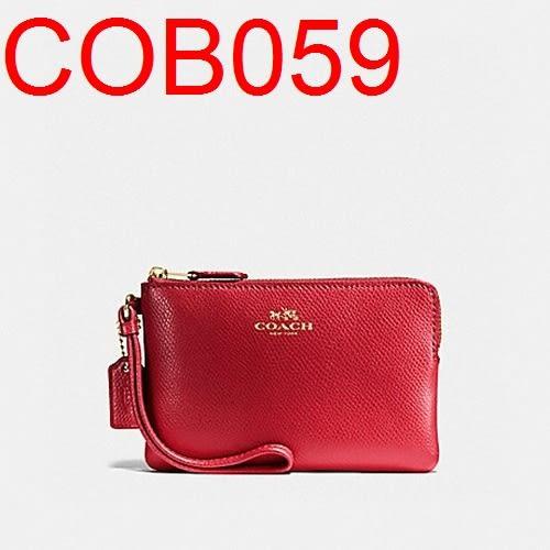 COACH 美國進口 # F58032 零錢包 小物包 COB059
