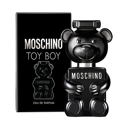 【MOSCHINO】Toy Boy 黑熊淡香精 30ml