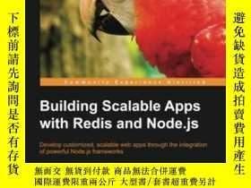 二手書博民逛書店Building罕見Scalable Apps With Redis And Node.jsY364682 J