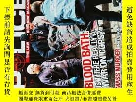 二手書博民逛書店Police罕見: the law enforcement magazine 07 2011 警察英文雜誌Y1