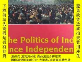 二手書博民逛書店The罕見Politics of India since Ind