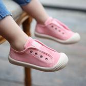 [618好康又一發]一腳蹬懶人鞋女童男童小童寶寶布鞋