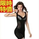 塑身內衣馬甲-蕾絲美體緊實調整型連身女塑身衣6款64ac3【時尚巴黎】