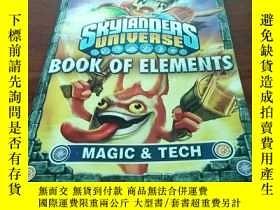 二手書博民逛書店Skglanoers罕見universe book of ele