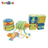 玩具反斗城 BRU 小熊寶雲 布玩具禮盒組