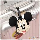 行李吊牌-迪士尼人物大頭行李吊牌-共5色-A11110393-天藍小舖