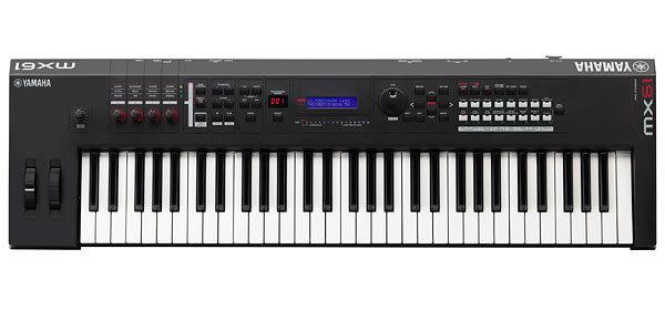 【金聲樂器】全新 YAMAHA 合成器 MX61 61鍵 保證公司貨 一年保固
