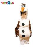 玩具反斗城  萬聖節   迪士尼造型服-冰雪奇緣雪寶M