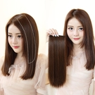 假髮片女長髮兩側增厚髮量墊髮根蓬松直髮一片式無痕接髮頭頂補髮 小山好物