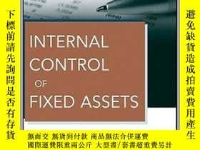 二手書博民逛書店Internal罕見Control of Fixed Asset