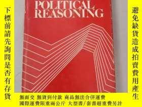 二手書博民逛書店Political罕見Reasoning(政治理性)精裝沒勾畫Y6318 Evert Vedung SAGE
