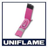 Uniflame FD矽膠摺疊湯匙 31776677 桃紅/綠/藍  露營│戶外│野炊