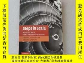 二手書博民逛書店Steps罕見in Scala:An Introduction to Object-Functional Prog