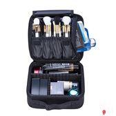 化妝包 化妝包簡約隨身便攜手提大容量化妝品收納旅行方包洗漱箱 【格林世家】
