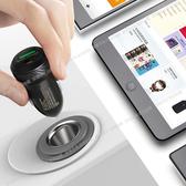 商檢認證 PD+QC3.0 USB 大功率 雙孔超急速車用充電器 (BSMI商檢認證)
