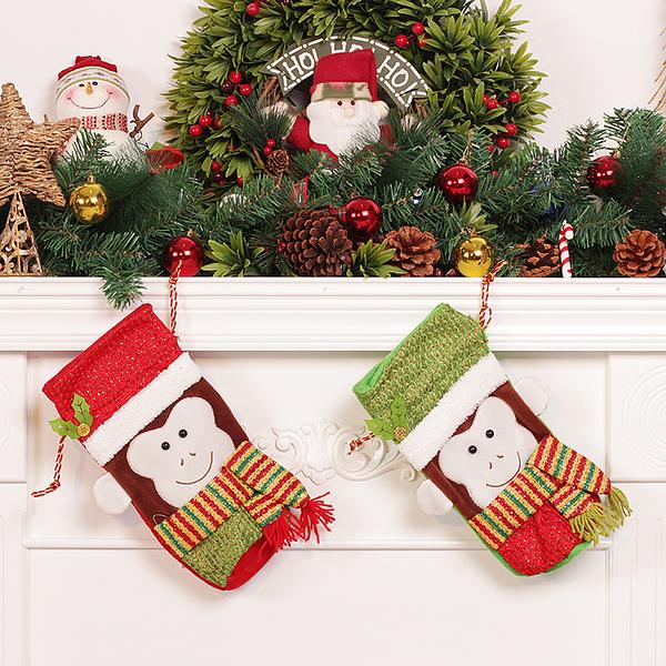 聖誕禮品36  聖誕樹裝飾品 禮品派對 裝飾 聖誕襪 禮物袋
