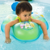 左婷嬰兒游泳圈新生幼兒寶寶游泳圈兒童腋下圈背心式趴圈坐圈可調
