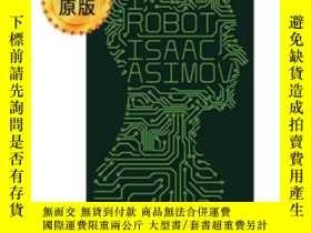 二手書博民逛書店英文原版罕見I Robot 我 機器人 Isaac Asimov
