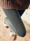 2020春秋新款螺紋豎條打底褲女外穿薄款秋褲女冬季加絨加厚連褲襪