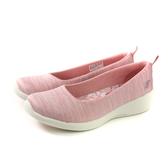 SKECHERS flex 懶人鞋 運動鞋 女鞋 粉紅色 23752PNK no955
