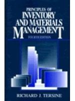 二手書博民逛書店《Principles of inventory and mat
