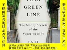 二手書博民逛書店The罕見Thin Green Y255174 Paul Sul