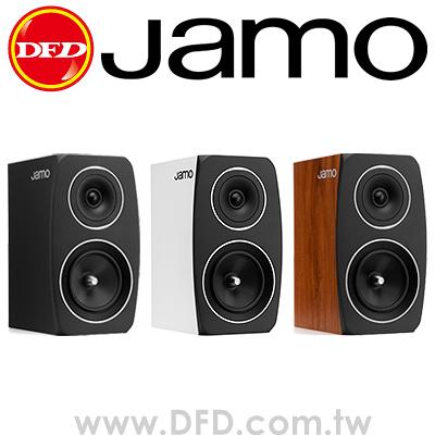 丹麥 尊寶 Jamo C93 Concert C9 系列 書架喇叭 Black/White/Dark Apple 三色 公司貨