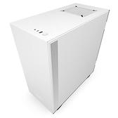 恩傑 NZXT H510 (5小) 白黑 透側電競機殼