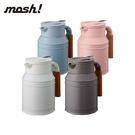 【1000ML】MOSH! 1L 保溫瓶 保溫罐 保溫壺 熱水瓶 熱水壺 公司貨 日本 牛奶系 保固一年