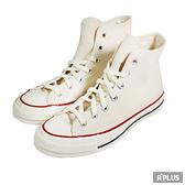 CONVERSE 女 帆布鞋(高統) 1970S 高筒米白-162053C