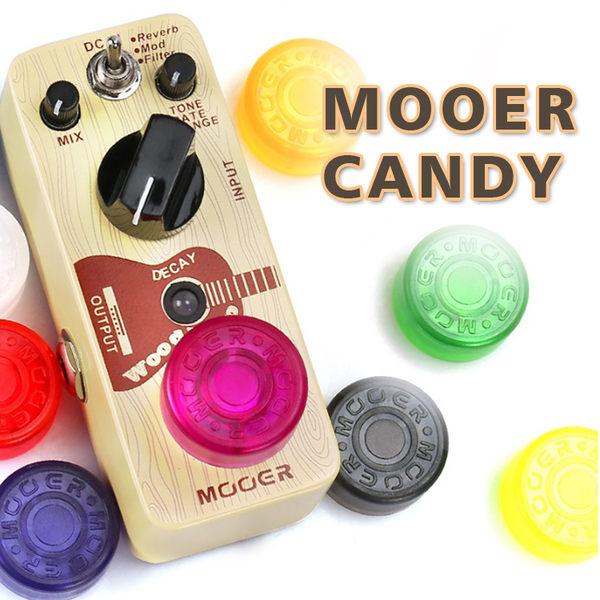小叮噹的店- MOOER CANDY 彩色踩釘帽 它牌效果器可用 隨機出色FT-JAR