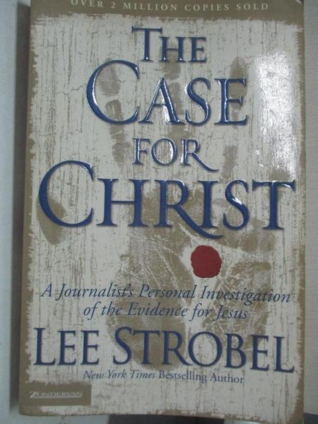 【書寶二手書T1/宗教_A78】The Case for Christ: A Journalist's Personal Investigation…