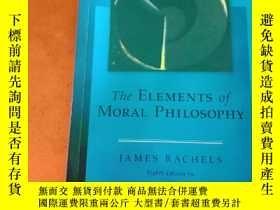 二手書博民逛書店The罕見Elements of Moral Philosoph
