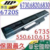 HP電池(保固最久)-惠普 6720S,6730s,6735s,6820s,6830s,HSTNN-IB51,HSTNN-IB52,HSTNN-XB52,HSTNN-FB51