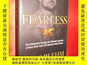二手書博民逛書店Fearless:罕見The Undaunted Courage