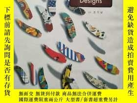 二手書博民逛書店Modern罕見Textile Designs現代紡織品設計(韓英)(圖案集)Y19705 出版1998