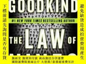 二手書博民逛書店The罕見Law Of Nines-九定律Y436638 Terry Goodkind G.p. Putnam