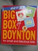 【書寶二手書T1/原文小說_RAH】Big Box of Boynton Set 2!+Snuggle..._Boynton