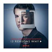 漢娜的遺言 第2季 電視原聲帶 CD 13 Reasons Why Season 2 OST 免運 (購潮8)