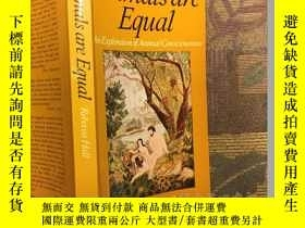二手書博民逛書店Animals罕見Are Equal: An Explorati