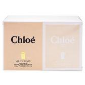 Chloe 小小雙氛緞帶限量禮盒(20mlx2)【小三美日】空運禁送