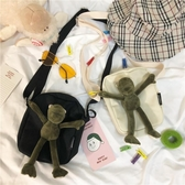韓國超火側背包小包放手機零錢原宿風女生斜背包女百搭ins學生黨 快意購物網
